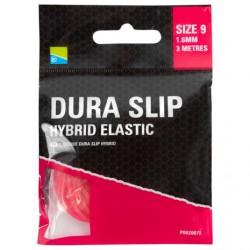 Preston Size 9 Dura Slip Hybrid Elastic Light Red NEW Aug 2020