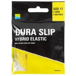 Preston Size 17 Dura Slip Hybrid Elastic Yellow NEW Aug 2020