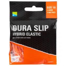 Preston Size 19 Dura Slip Hybrid Elastic Orange NEW Aug 2020
