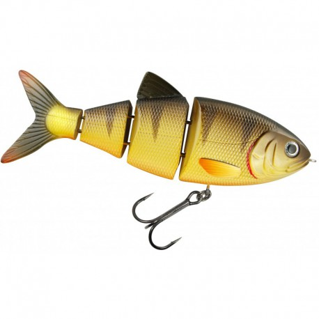 SPRO Yellow Perch BBZ - 1 Swimbait 4'' Slow Sink