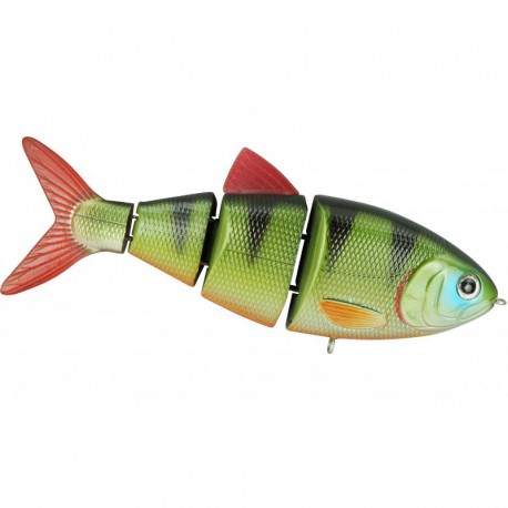 SPRO Green Perch BBZ - 1 Swimbait 4'' Slow Sink