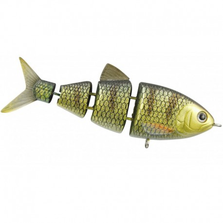 SPRO Wicked Perch BBZ - 1 Swimbait 2.5'' Fast Sink
