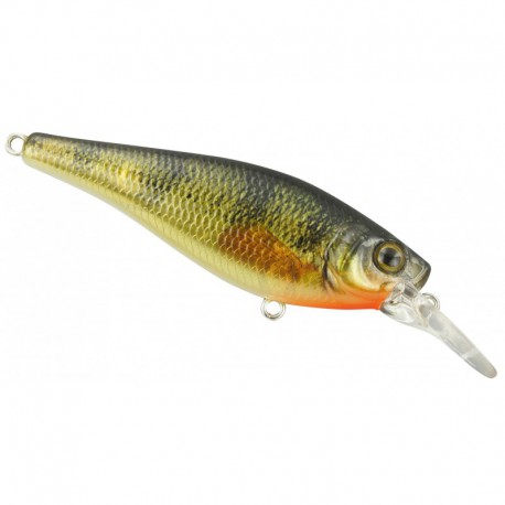 SPRO IKIRU Shad 7O SL Yellow Perch