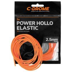 C-Drome 2.5mm Power Hollo Elastic Orange