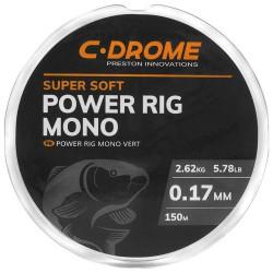 C-Drome 0.21 mm Power Rig Mono