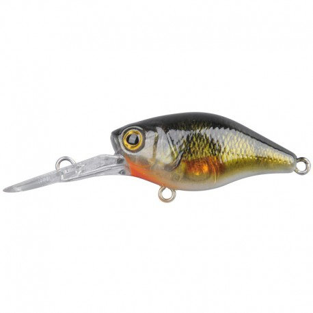 SPRO Yellow Perch IKIRU Mini Crank LL