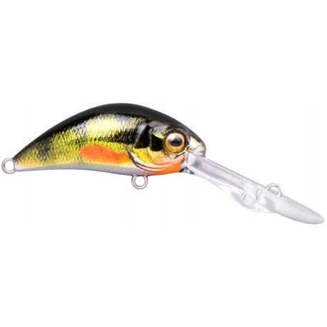 Spro Chrome Green Perch Ikiru DD Baby Crank 40F