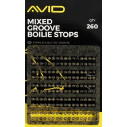 Avid Carp Mixed Groove Boilie Stops
