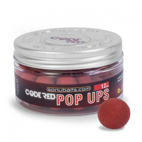 Sonubaits Code Red Pop Ups 12mm