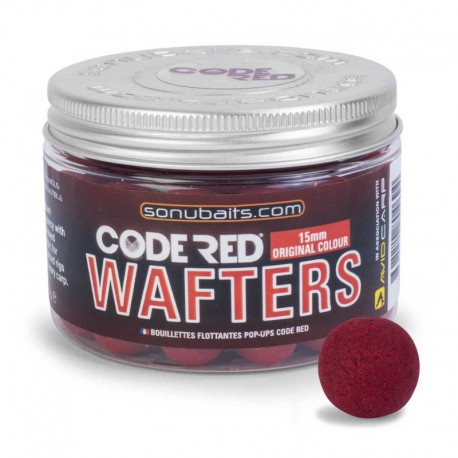 Sonubaits Code Red Original Wafters 15mm