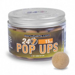 Sonubaits 24/7 Pop Ups 15mm originele