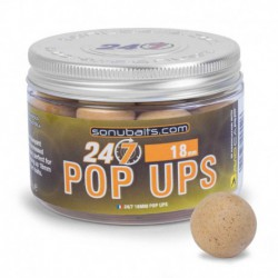 Sonubaits 24/7 Pop Ups 18mm originele
