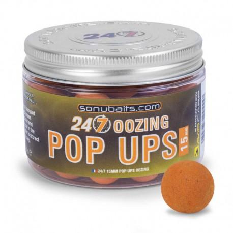Sonubaits 24/7 Oozing Boilies 15mm