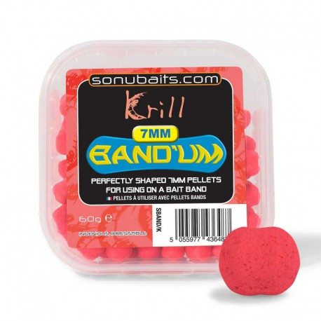 Sonubaits 7 mm Band'ums Krill