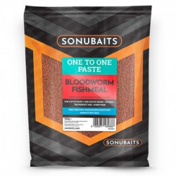 Sonubaits Bloodworm One To One Paste