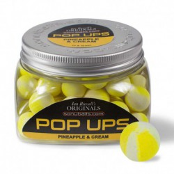 Sonubaits Pineappel & Cream Ian Russel's Original Pop-ups