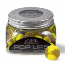 Sonubaits Tuna & Sweetcorn Ian Russel's Original Pop-ups