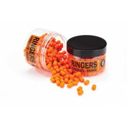 Ringers 6 mm Wafter Chocolate - Orange