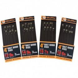 Guru Bait Band Ready Rig 4'' Size 12
