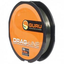 Guru 6 lb - 0.25 mm Drag Lines