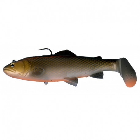 Savagear Dirty Roach 3D Trout Rattle Shad 17 cm