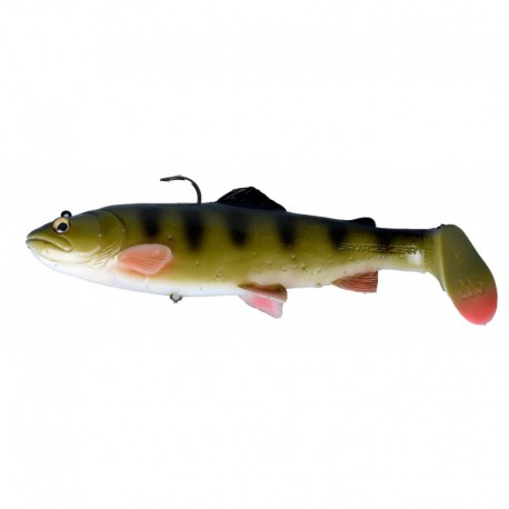 Savagear Perch 3D Trout Rattle Shad 20.5 cm