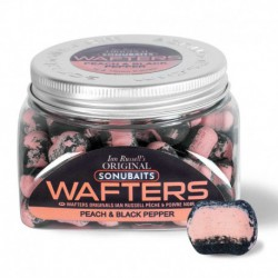 Sonubaits Peach & Black Pepper Ian Russel's Original Wafters