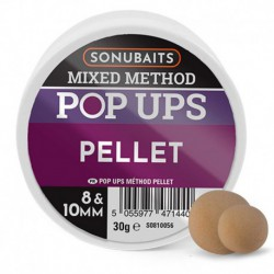 Sonubaits Pellet Mixed Method Pop Ups