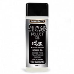 Sonubaits Squid Clear Pellet Oil