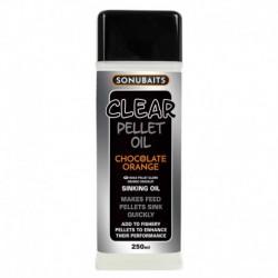 Sonubaits Chocolate - Orange Clear Pellet Oil