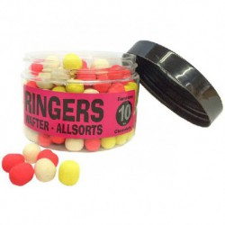 Ringers 6 mm Wafter Allsorts