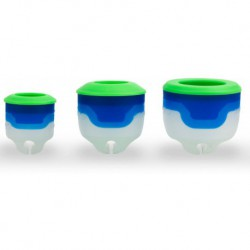 Matrix Small Big Bore Flexi Toss Pots