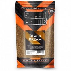 Sonubaits Super Crumb Black Bream Grondvoer